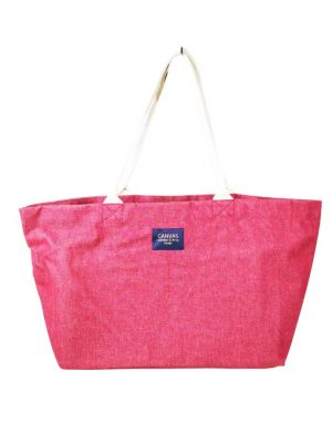 Large Tote Red Wine is a large canvas bag great for the beach