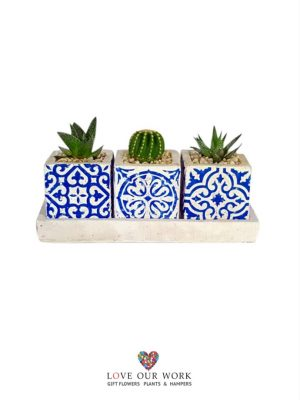 Introduce a touch of North Africa with these Moroccan inspired